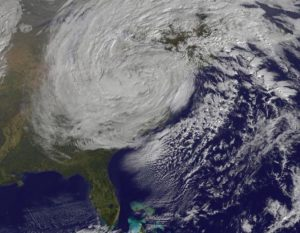 Remembering Hurricane Sandy & 2ft. of October Snow
