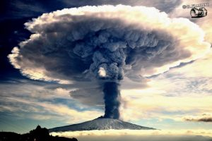 Dramatic Explosion at Italy's Mount Etna Injures Ten
