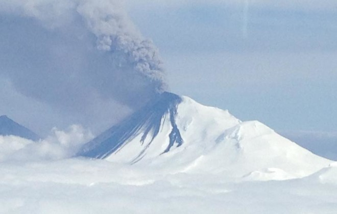 Mount Pavlof, Alaska Volcano Eruption: Dozens of Flights Canceled