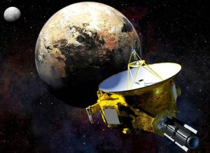 Nice Space Weather... For Pluto:NASA's New Horizons Fills Gap in Space Environment Observations
