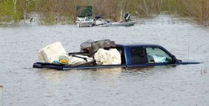 Continued Flooding Closes Major Interstate