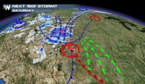 WATCH: Weekend Storm Is