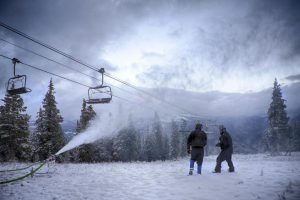 NOAA Research Holds Promise of Predicting Snowpack Months Before Snow Falls