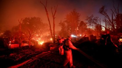 Arson Wildfire Destroys 175+ Buildings: CaliforniaGovernor Declares State of Emergency