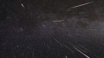 Look Up! Perseid Meteor Shower Peaks Tonight