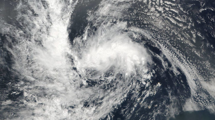 Tropics Update: Gaston Likely to Strengthen to Hurricane – Kay Barely Holding On