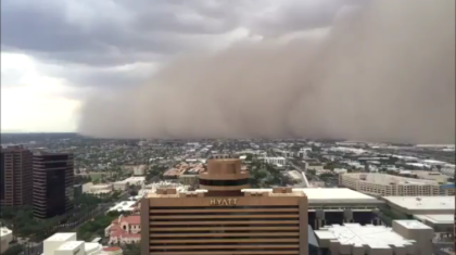 Every Dust Storm Isn't a Haboob, but Every Haboob Is a Dust Storm