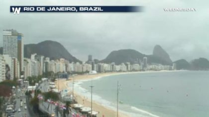 How Is Weather Affecting the Rio Olympic Games?