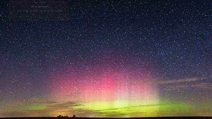 Northern Lights Visible Thursday Evening