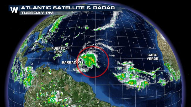 Tropical Wave Gains Strength; Matthew Likely to Form Soon?