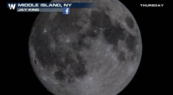 The Full Harvest Moon Will Light up the Night Sky
