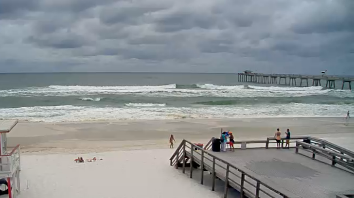 Hurricane Hermine Set For Landfall – 12 Incredible Interactive Webcams to Watch Live