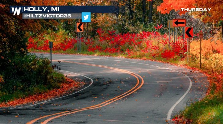 Are You Leaf Peeping This Weekend?