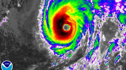 Hurricane Nicole to be Investigated by Hurricane Hunters