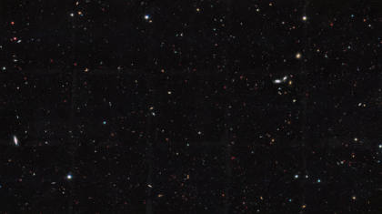 Seeing Stars: Universe Bigger Than We Thought
