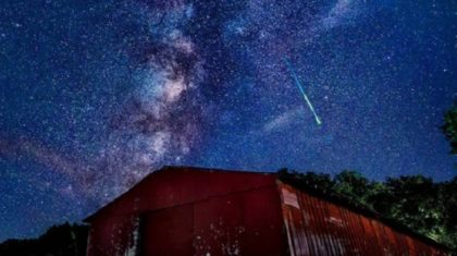 Make A Wish! Orionid Meteor Shower Sends Shooting Stars