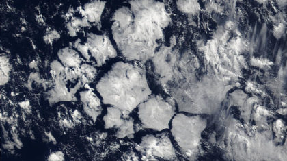 Has the Bermuda Triangle Mystery Been Solved? Hexagonal Clouds Creating Air Bombs Could Be to Blame