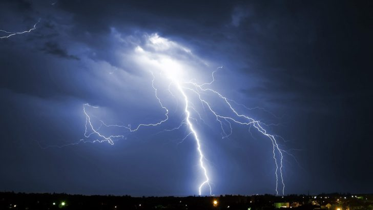 Being Struck By Lightning Is Bad Even If It Doesn T Kill You