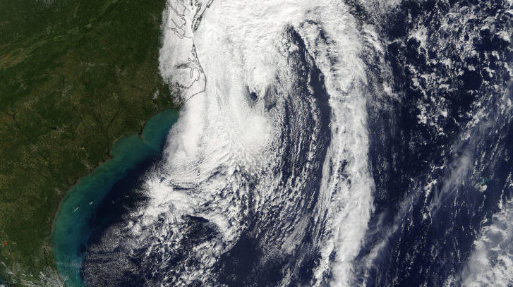NASA Gets a Last Look at Post-Tropical Cyclone Matthew Before It was Swallowed Up
