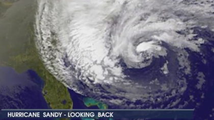 WATCH: Superstorm Sandy Four Years Later