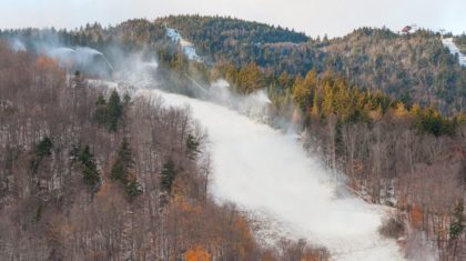 Helped by Recent Snow, First Northeast Ski Resorts Prepare to Open