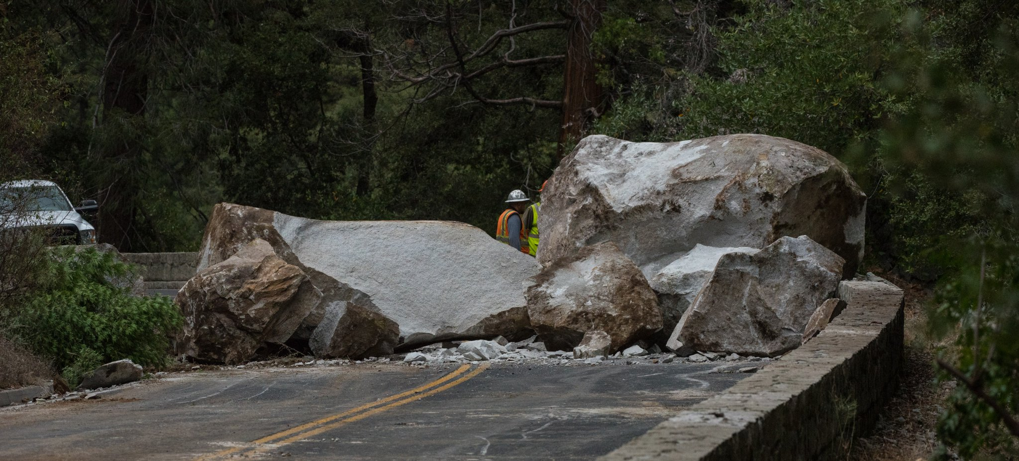 Highway 140 to Reopen in Yosemite National Park