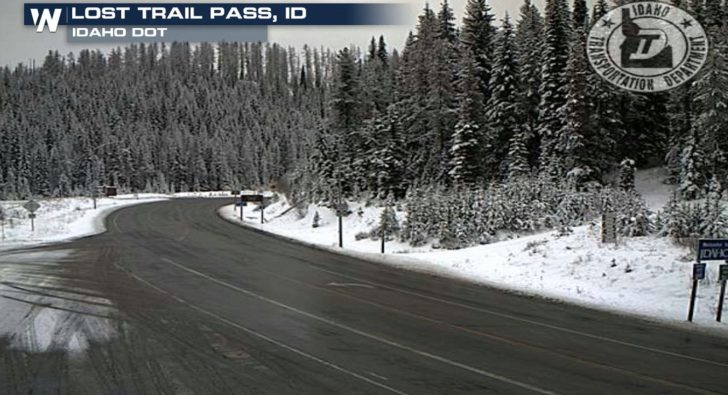 Heavy Snow in the West & Northern Plains