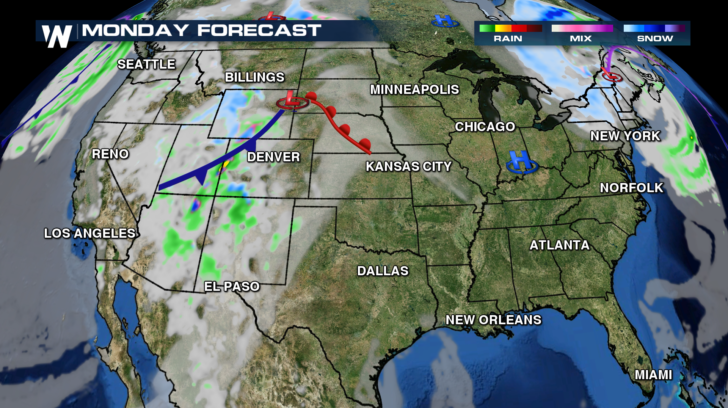 Thanksgiving Travel Forecast Weathernation