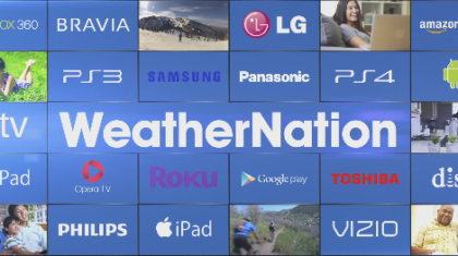 Apps - WeatherNation