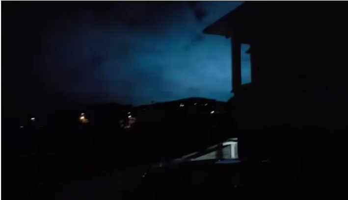 Watch 39 Earthquake Lights 39 Illuminate Skies Of New Zealand