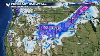 Shocking News - A Real Snowstorm by Friday for Upper Midwest