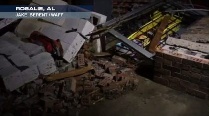 Fatal Tornadoes Ravage the Southeast