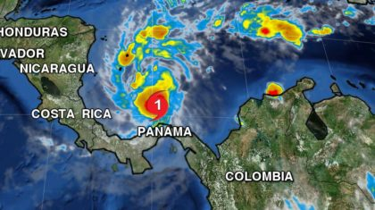 Otto Becomes Latest Caribbean Hurricane on Record