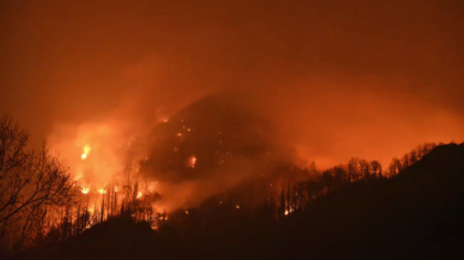 3 Killed in Gatlinburg Fire, Hundreds Without Homes