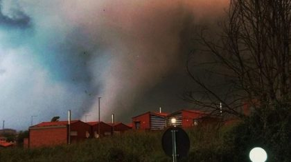 Tornado Strikes Near Rome, Italy, Killing Two