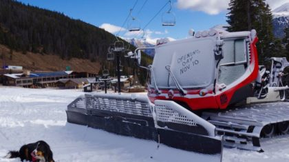 Western Ski Areas Struggle to Open Due to Warm, Dry Weather