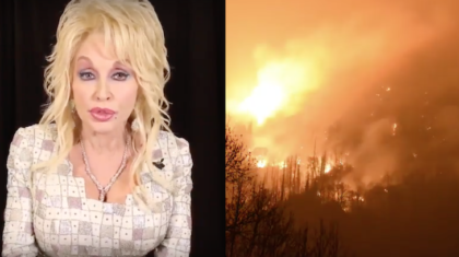 Dolly Parton's Dollywood Foundation Donates Huge Amounts of Cash to Tennessee Fire Victims