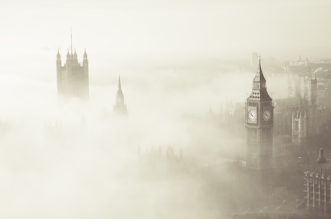 The Mystery of the London Fog Finally Solved