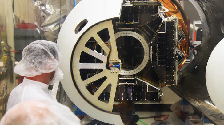 CYGNSS Microsatellites Set to Revolutionize Hurricane Forecasting