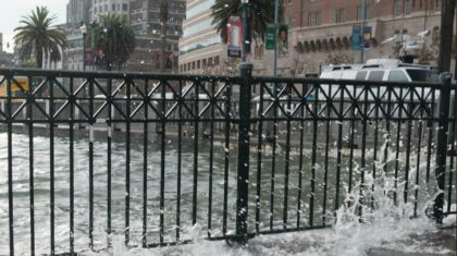 Tide Bulletin Predicts San Francisco King Tide