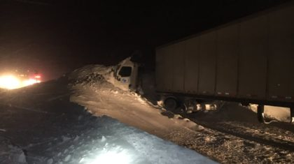 Avalanche Closes I-70 Near Vail Pass in Colorado Tuesday Morning