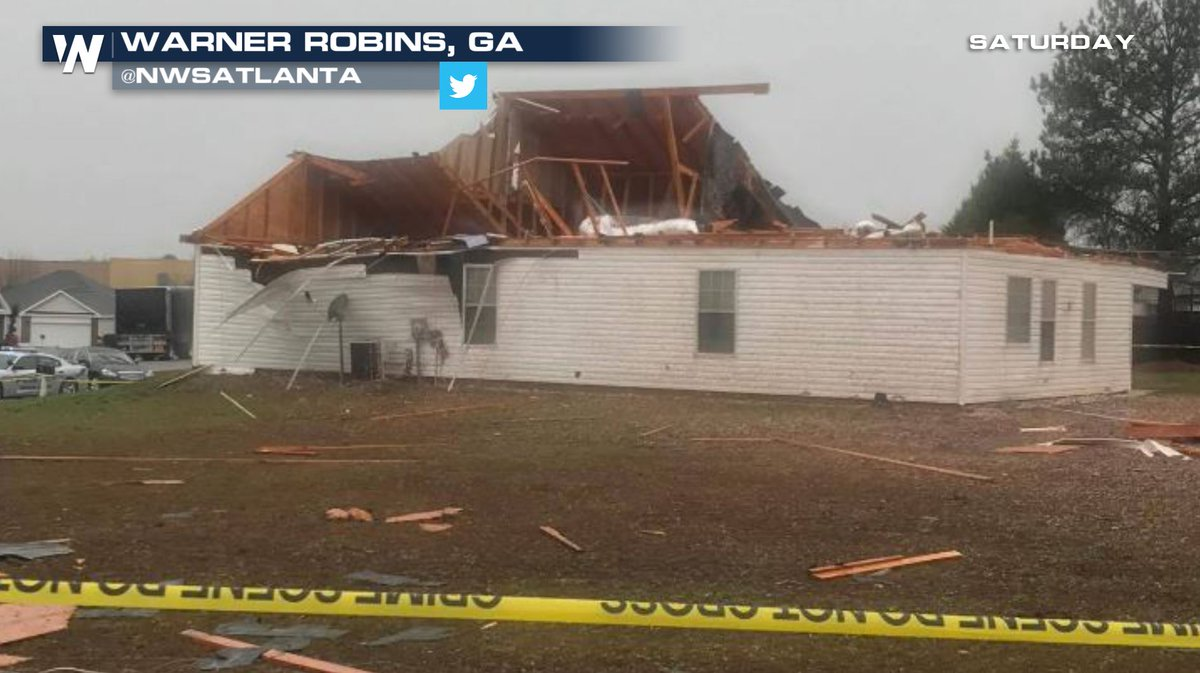 Southeast US Storms Kill 15, Injures Dozens - WeatherNation