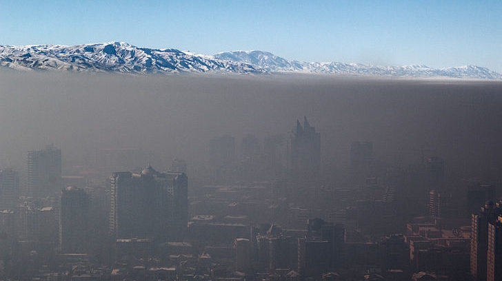 Trouble Breathing in the Northwest? Here's Why: