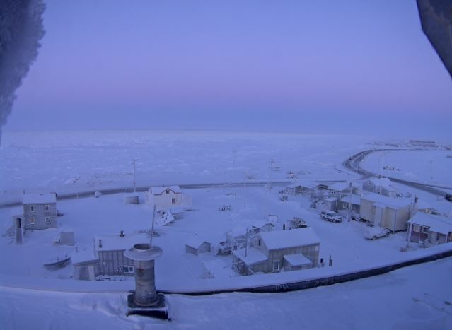 Sun Rises in Barrow, Alaska for First Time Since November