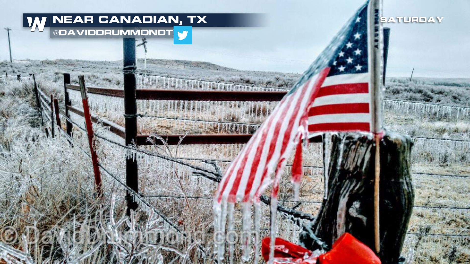 Deadly Ice Storm Could Cripple Nation's Midsection