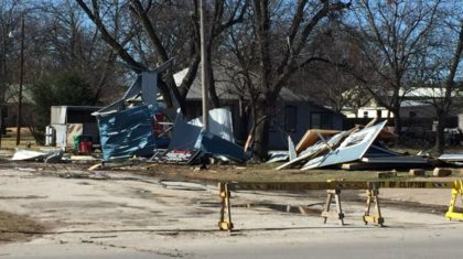 Multiple Tornadoes Confirmed From Texas Storms