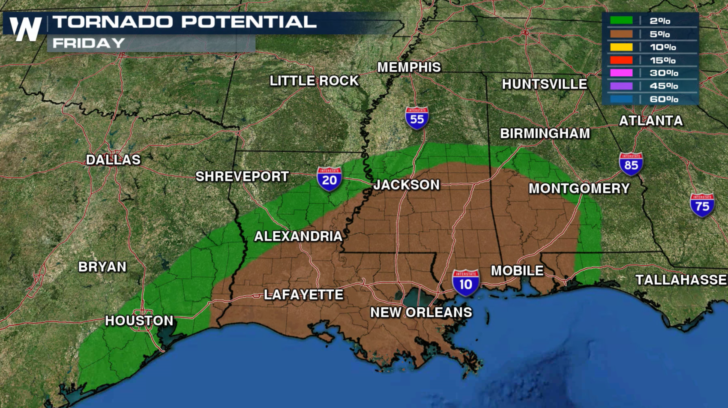 Enhanced Severe Weather Risk Through This Weekend - WeatherNation