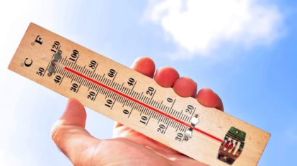 All-Time Heat Record Set North of Arctic Circle