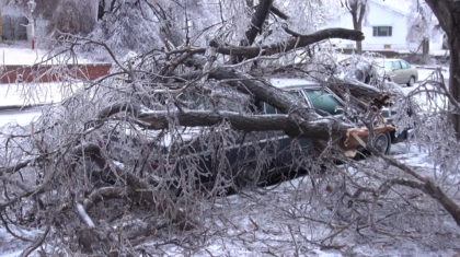 Thousands Remain Without Power in Kansas