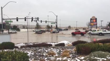 Flooding Concerns Continue in the West